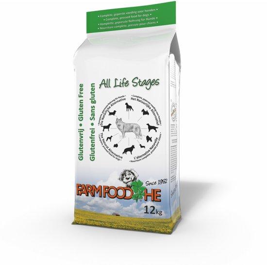 Farm Food High Energy - Glutenvrij - Hondenvoer - 12 kg