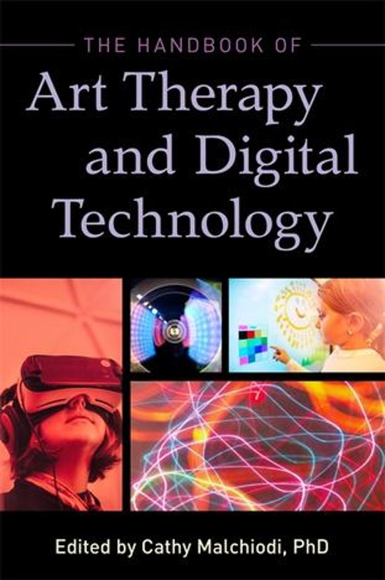 Boek cover The Handbook of Art Therapy and Digital Technology van Shaun Mcniff (Onbekend)