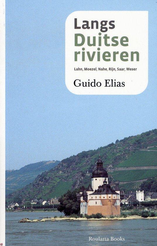 Cover van het boek 'Langs Duitse rivieren'