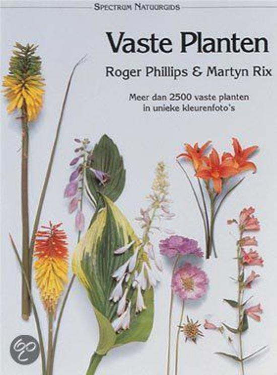 vaste planten encyclopedie