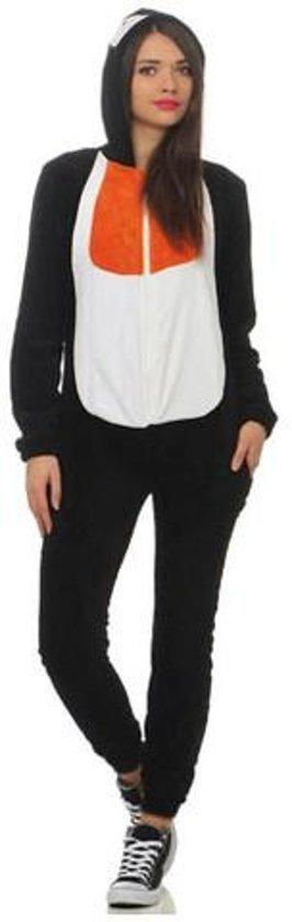 d1aabe673a8 bol.com | Pinguin onesie - huispak - maat S - Pinguins verkleedpak ...