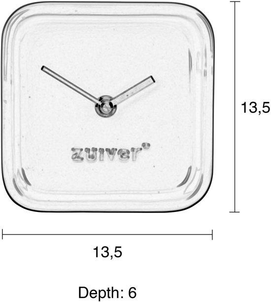 Zuiver Cute Tafelklok 13,5 x 13,5 cm