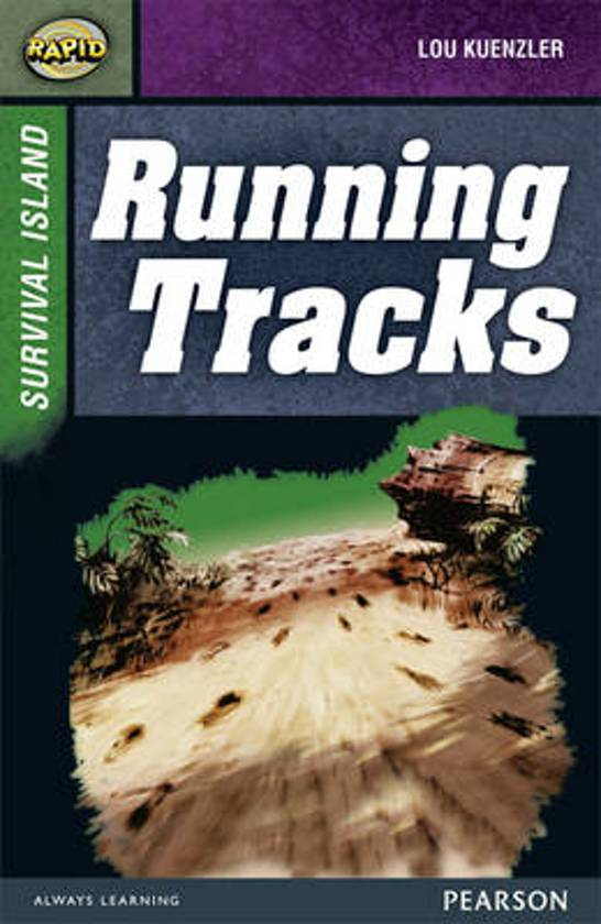 Rapid Stage 9 Set B: Survival Island: Running Tracks