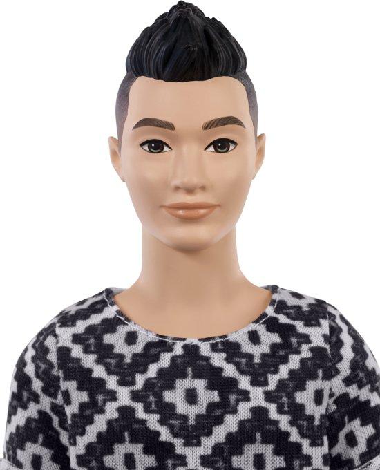 Barbie Ken Fashionistas Boho Hip - Barbiepop