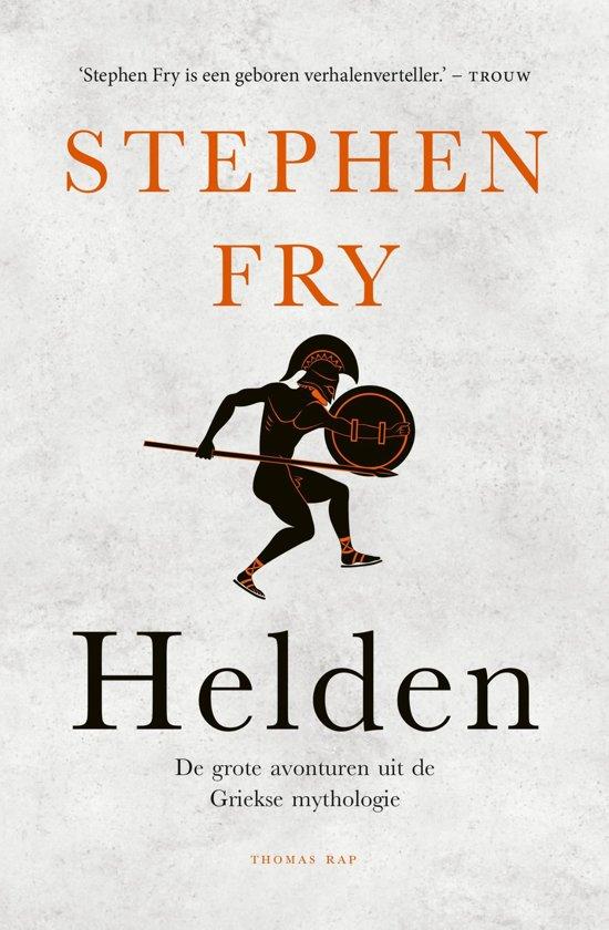 Boek cover Mythos 2 - Helden van Stephen Fry (Onbekend)