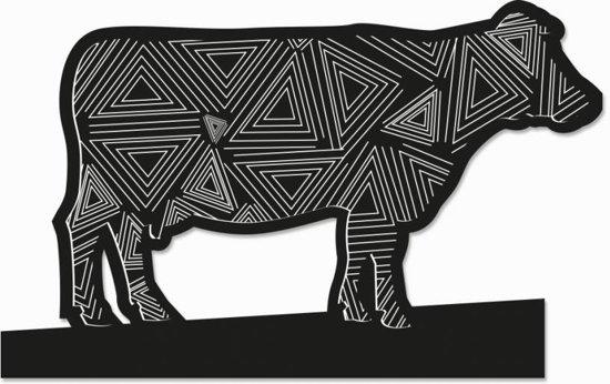 Beroemde koe by VanWoot (Middel)