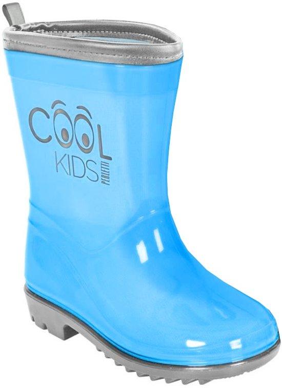 Perletti Korte Regenlaarzen Cool Kids Maat 2425 Blauw