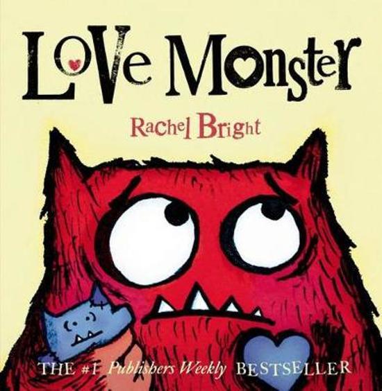 Boek cover Love Monster van Rachel Bright (Onbekend)