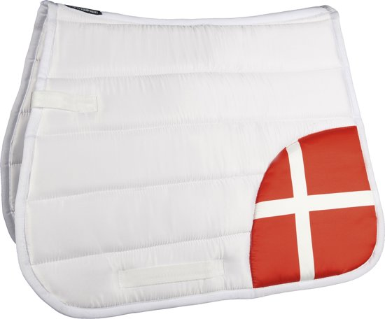 Zadeldek -Flag corner- Vlag Denemarken Veelzijdigheid