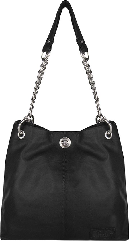802fc18773b79 Chabo Bags Chain Bag - Black