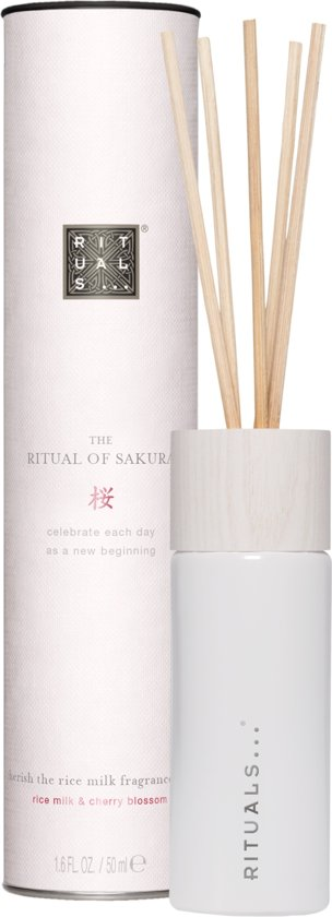 RITUALS The Ritual of Sakura Mini Geurstokjes - 50ml