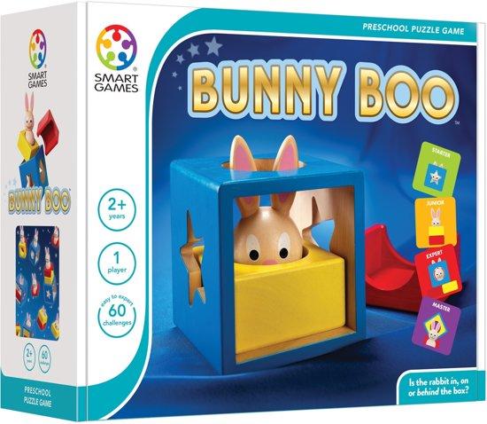 Smart Games Bunny Boo (60 opdrachten)