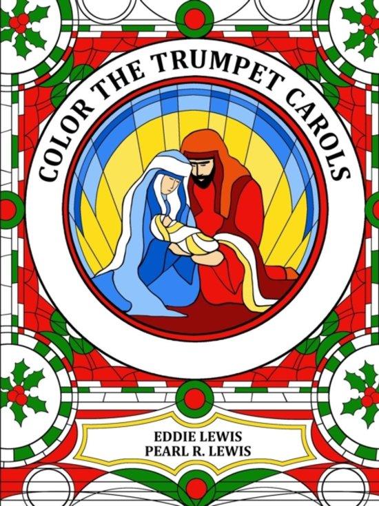 Color the Trumpet Carols