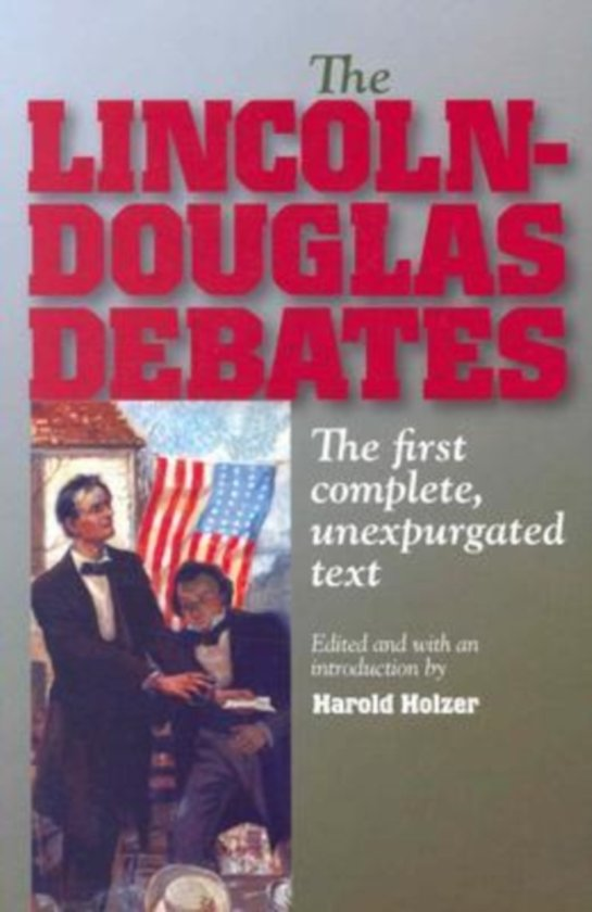 the differences between lincoln and douglas
