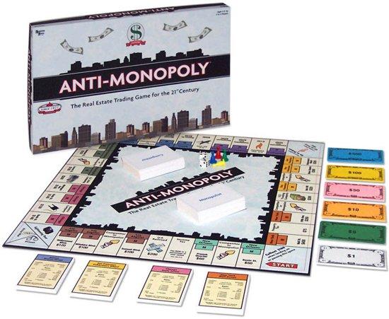 Anti Monopoly  - Bordspel
