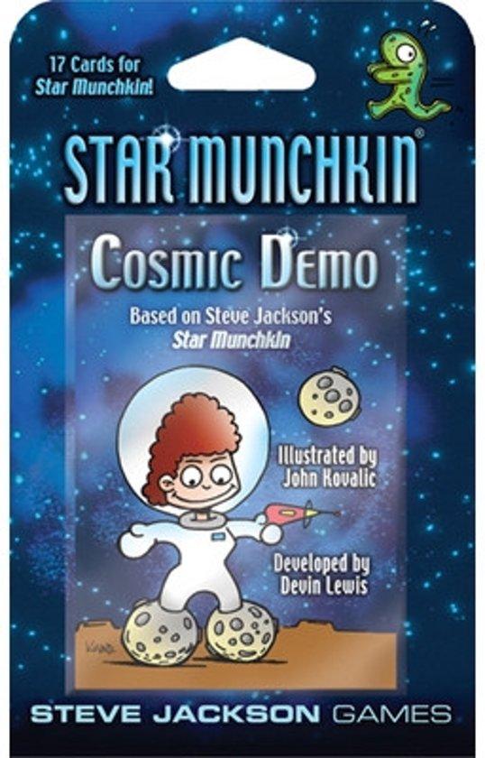 Afbeelding van het spel Star Munchkin Cosmic Demo