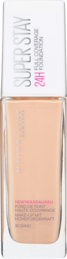 Maybelline SuperStay 24H Foundation - 030 Sand