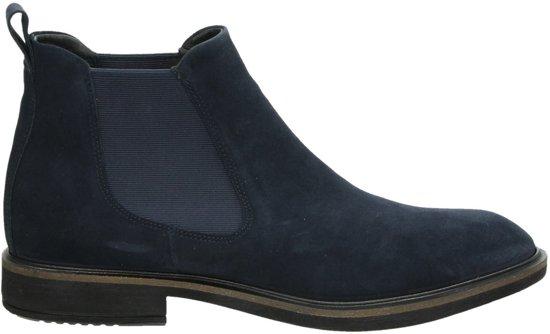 ECCO VitrusII heren chelsea boots Blauw Maat 41