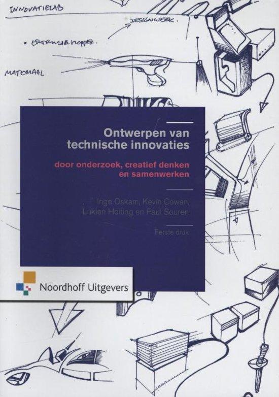 Ontwerpen van technische innovaties - Inge Oskam