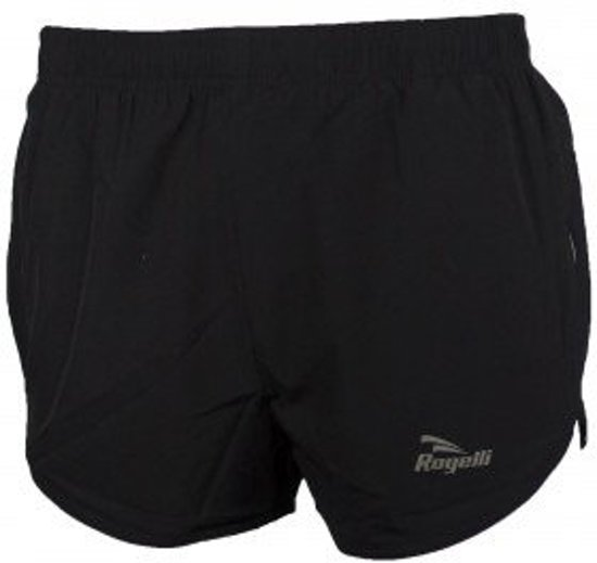 Rogelli Firenze Short - Hardloopbroek - Zwart