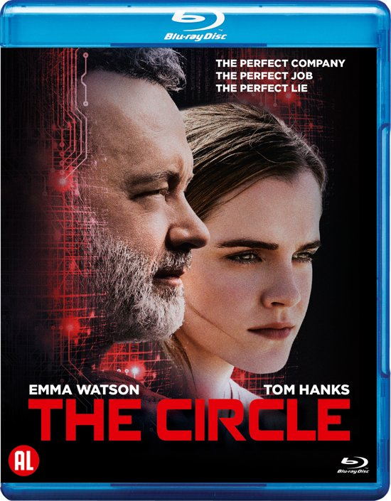 DVD cover van The Circle (Blu-ray)