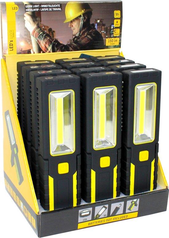 Favoriete bol.com   LED's Work werklamp met zaklamp functie KY28