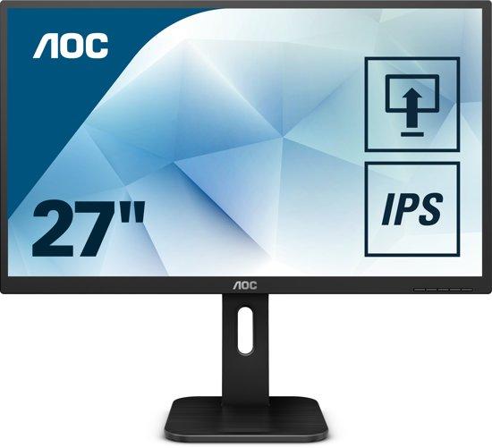 AOC Q27P1 - WQHD IPS Monitor