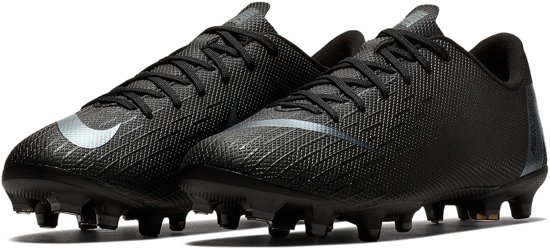 low priced 4a78d a3a98 Nike Jr Mercurial Vapor MG Voetbalschoenen Junior Sportschoenen - Maat 35 -  Unisex - zwart