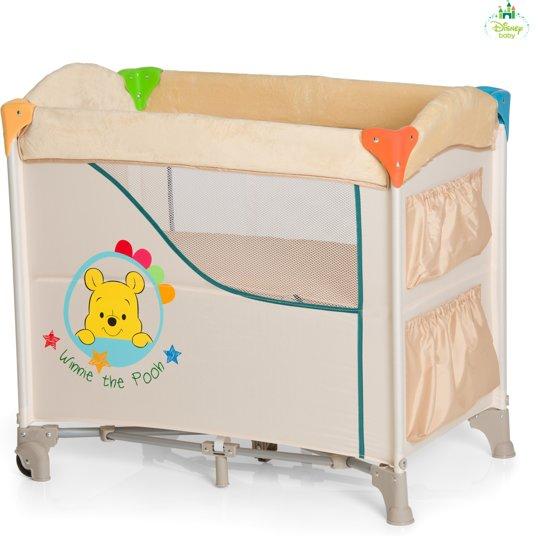 Campingbedje Winnie De Pooh.Bol Com Hauck Sleep N Care Campingbedje 89 X 51 Cm Pooh