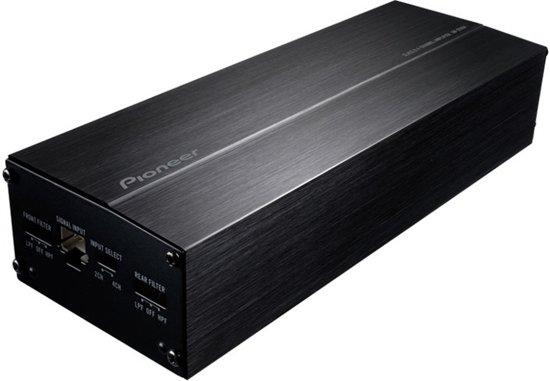 Pioneer GM-D1004 Digitale Versterker  4-kanaals Plug and Play - Klasse D