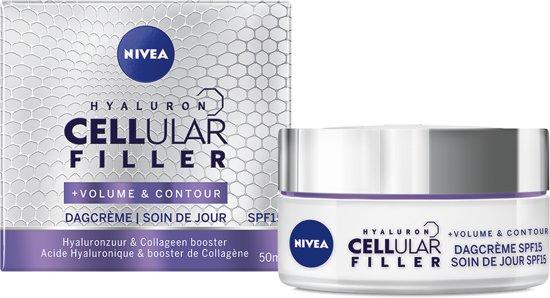 NIVEA CELLular Anti-Age Volume Filling Dagcrème SPF 15 - 50 ml