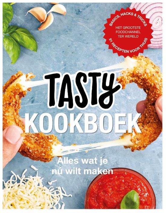 Boek cover Tasty Kookboek van Tasty (Hardcover)