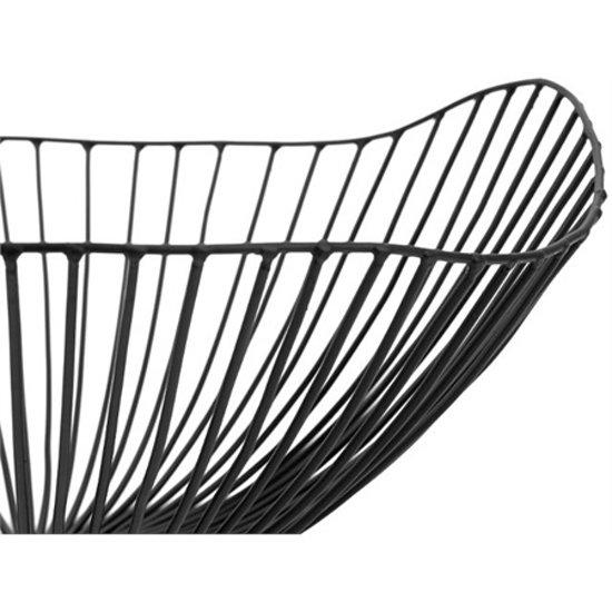 Serax Antonino Tale Schaal 31x29x21 cm - Zwart