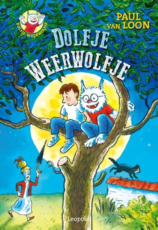 Boek cover Dolfje Weerwolfje 1 - Dolfje Weerwolfje van Paul van Loon (Hardcover)