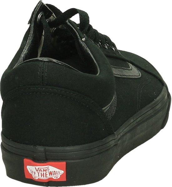 Skool zwart Maat Vans 46 Old Zwart Sneakers Unisex g5XA1XZwqH
