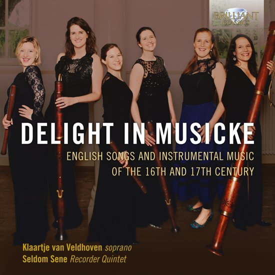 Delight In Musicke: English Songs A