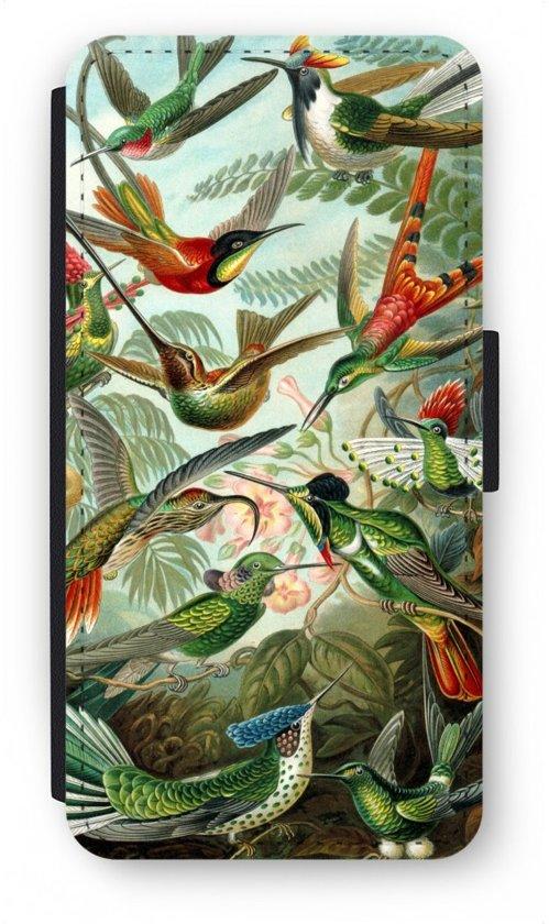 iPhone 6/6S Plus Flip Hoesje - Haeckel Trochilidae