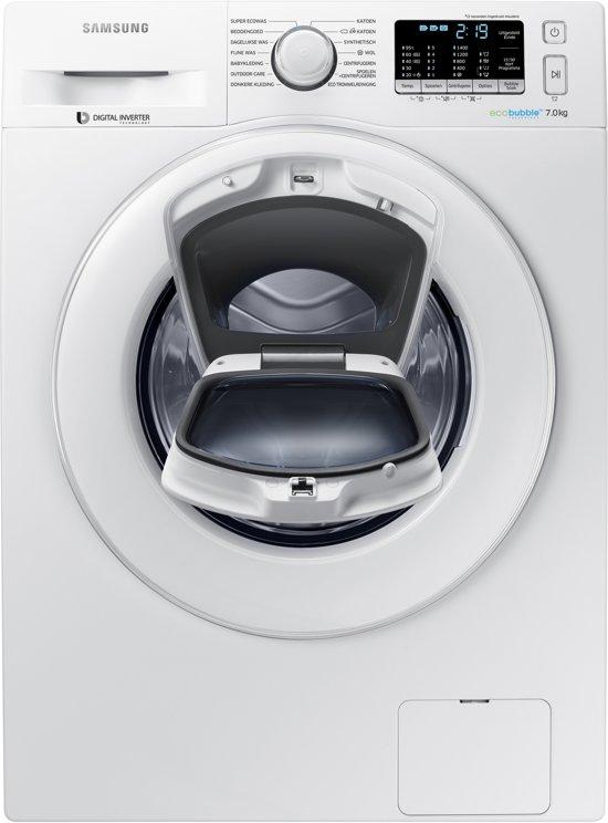 Samsung WW71K5400WW - Ecobubble - Wasmachine