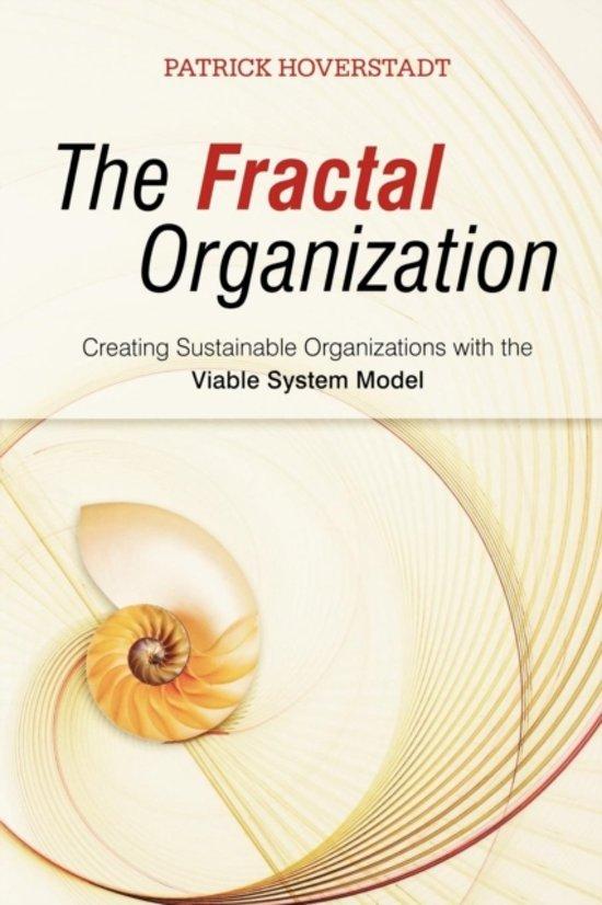 Afbeeldingsresultaat voor The Fractal Organization bol.com