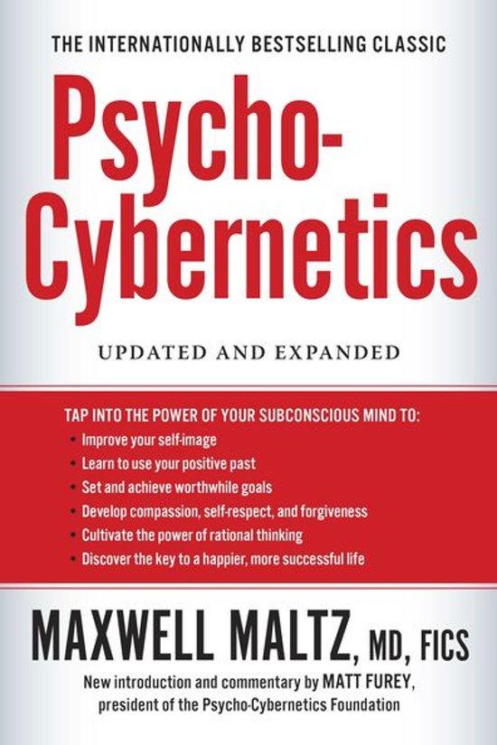 Boek cover Psycho-Cybernetics van Maxwell Maltz (Onbekend)