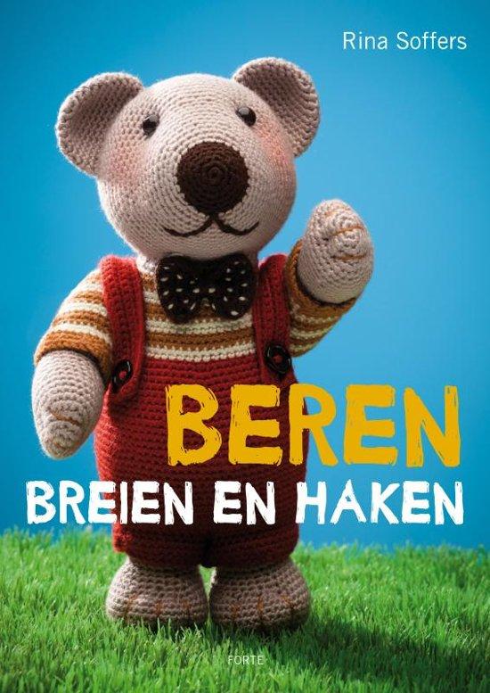 Bolcom Beren Breien En Haken Tekstbureau Omdat 9789058779274