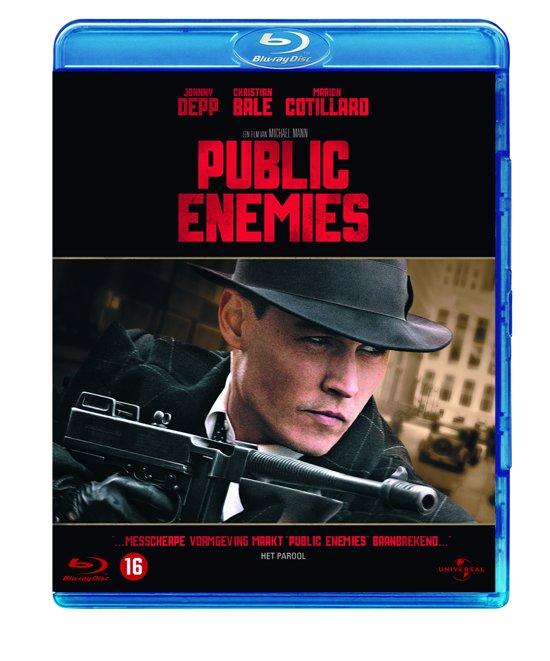 Cover van de film 'Public Enemies'