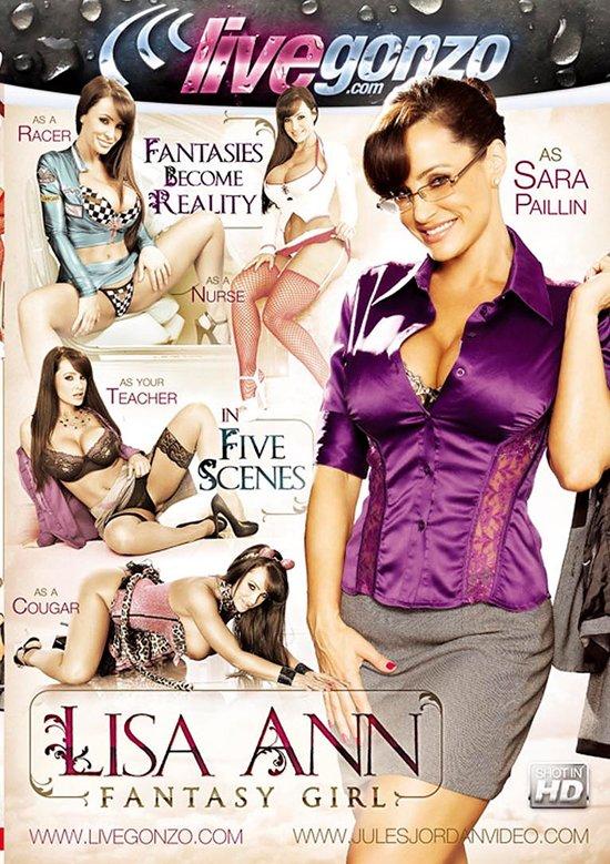 Lisa Ann - Fantasy Girl