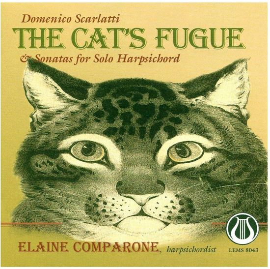 Domenico Scarlatti: The Cat's Fugue