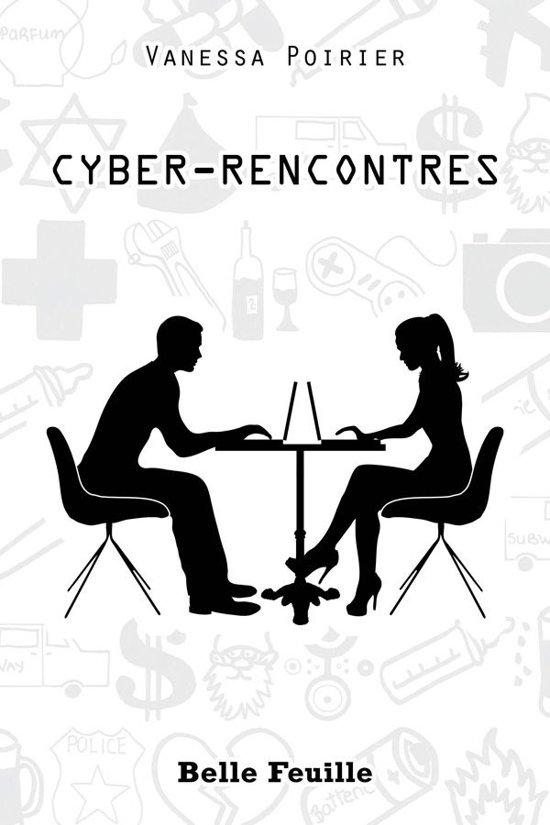 Boek cover Cyber-rencontres van Vanessa Poirier (Onbekend)