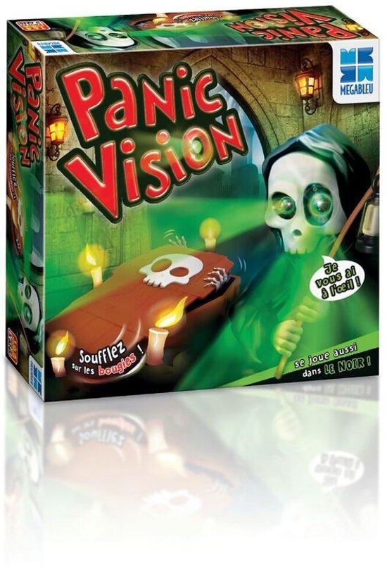 MEGABLEU Panic Vision interactief speelgoed