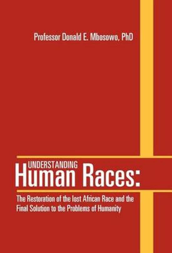 Understanding Human Races