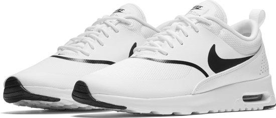 Nike Air Max Thea Sneakers Dames grijszwart Maat 40.5