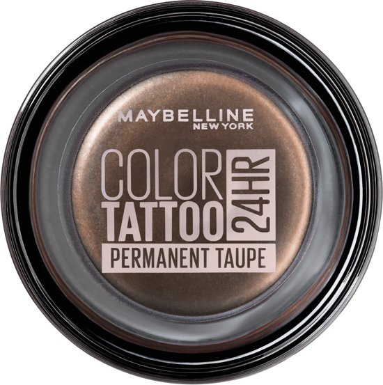 Maybelline Eye Studio Color Tattoo Oogschaduw - 40 Permanent taupe