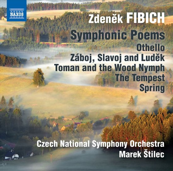 Orchestral Works Vol 3: Symphonic Poems (Othello,